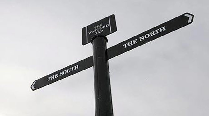 Car prices north v south