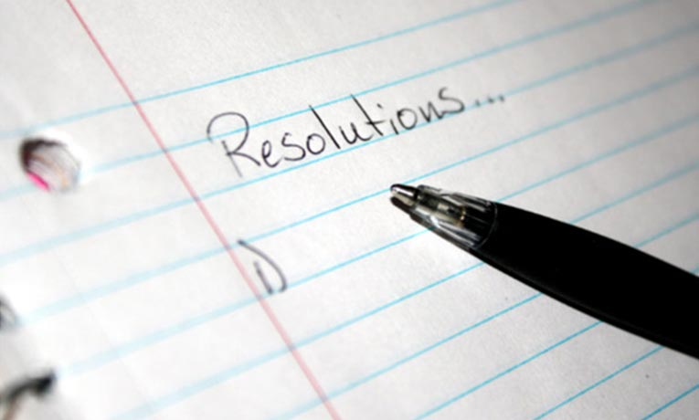 New Year's money resolutions