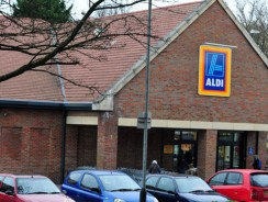 Pound Pinching at ALDI