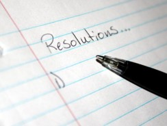 New Year's Resolutions to save you money